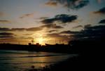 Sunset at Sal Rei