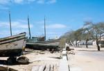 Boats Pulled Ashore