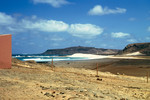Looking from Sal Rei to Praia de Cabral (1 of 2)
