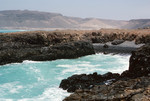 Small Inlet on Boa Vista Coastline