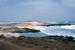 People at Praia de Cabral