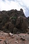 Rocky Ledge by Praia de Cabral