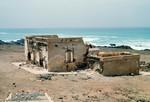 Ruins of Home at Praia de Cabral