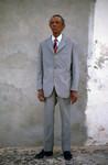 Portrait of Jeronimo (Jerry) Barros