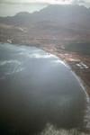 Aerial of Mindelo, São Vicente