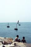 Docks at Port of Sal Rei