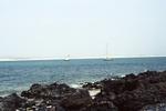 Ilha de Sal Rei Looking Towards Sal Rei (1 of 2)