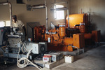 Machinery of the Desalination Plant