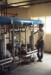 Operating a Desalination Plant