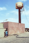 Tower at Desalination Plant on Boa Vista