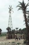 Wind-Powered Well in Arid Interior of Boa Vista (1 of 5)