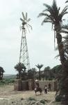 Wind-Powered Well in Arid Interior of Boa Vista (1 of 5)