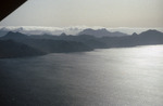 Approaching Sao Vicente from the Air