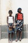Portrait of Two Girls