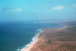 Ariel View of Maio, Calheta