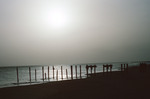 Silhouette of Dock Ruins, Maio