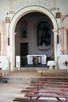 Altar at Nossa Senhora da Luz