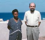 David Baxter and Unidentified Woman