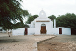 White Church in Village