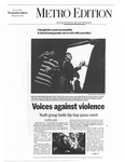 Voices against violence by Karen A. Davis