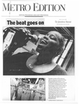 The beat goes on by Connie Grosch