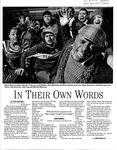 In Their Own Words by Rick Massimo