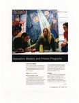 Innovative Models and Proven Programs by Rhode Island Foundation