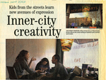 Inner-city creativity