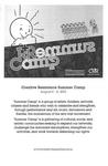 Creative Resistance Summer Camp August 8-31 2003