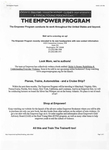 The Empower Program Materials by The Empower Program