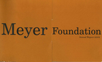 Meyer Foundation Annual Report 2002