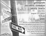goodbye norwich avenue block party