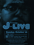 AS220 Broad Street Studio Presents: J-Live