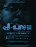 AS220 Broad Street Studio Presents: J-Live