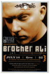 AS220 Broad Street Studio Presents: Elementary Showcase Featuring: Brother Ali by David Gonzalez