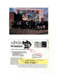 Invasion Postcards