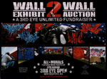 Wall Exhibit 2 Wall Auction *A 3rd Eye Unlimited Fundraiser*