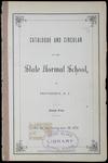 Rhode Island Normal School Catalog, 1872 by Rhode Island State Normal School