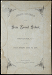 Rhode Island Normal School Catalog, 1876