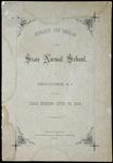 Rhode Island Normal School Catalog, 1876
