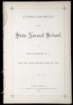 Rhode Island Normal School Catalog, 1878