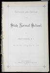 Rhode Island Normal School Catalog, 1879