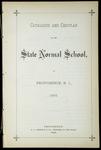 Rhode Island Normal School Catalog, 1880