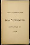 Rhode Island Normal School Catalog, 1894