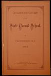 Rhode Island Normal School Catalog, 1890 by Rhode Island State Normal School