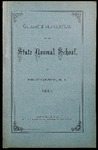 Rhode Island Normal School Catalog, 1891