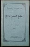 Rhode Island Normal School Catalog, 1891