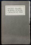 Rhode Island Normal School Catalog, 1900