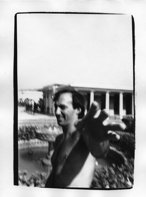 """Jon Gould"" by Andy Warhol Jon Gould Mcw"