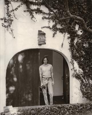 """Jon Gould"" by Andy WarholJon Gould Warhol"